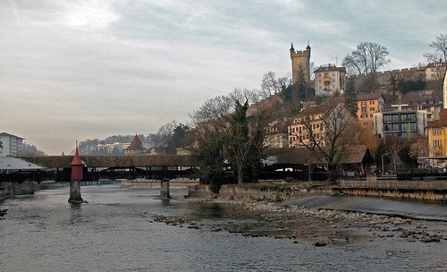 spreuerbrücke luzern schweiz