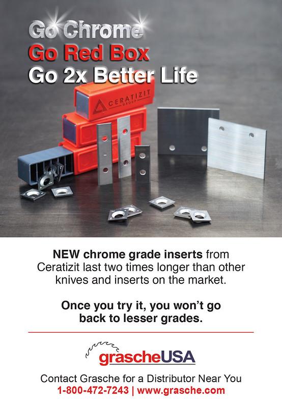 Grasche Print Ad Design