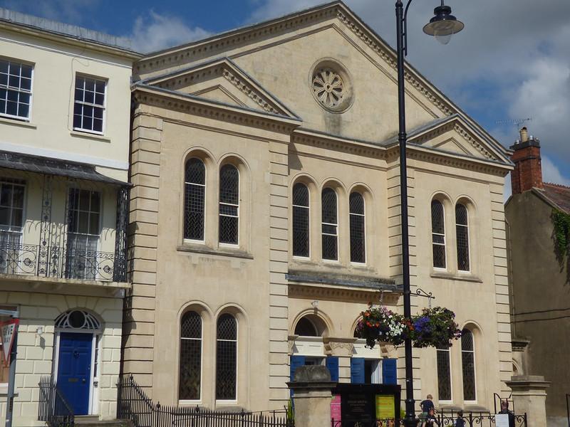 Cambray Baptist Church - Cambray Place, Cheltenham