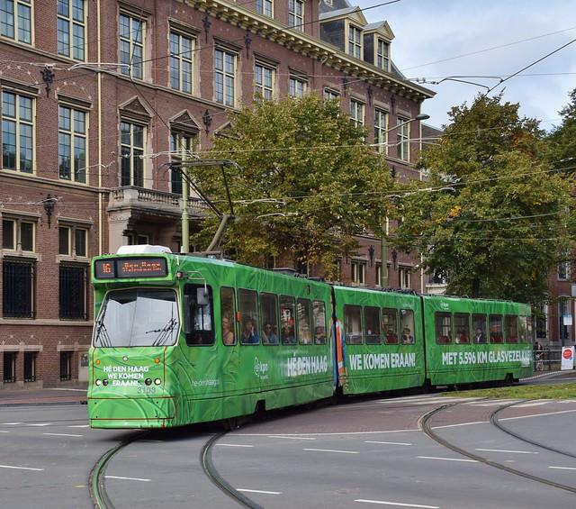 HTM 3103 Buitenhof/Lange Vijverberg Den Haag