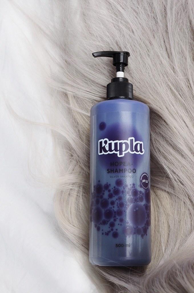 Kupla Hopeashampoo