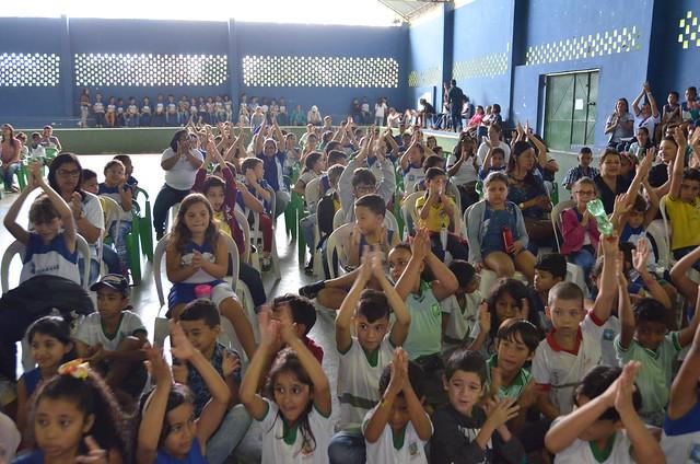 Projeto educação contra a corrupção e sonegação em Gravatá