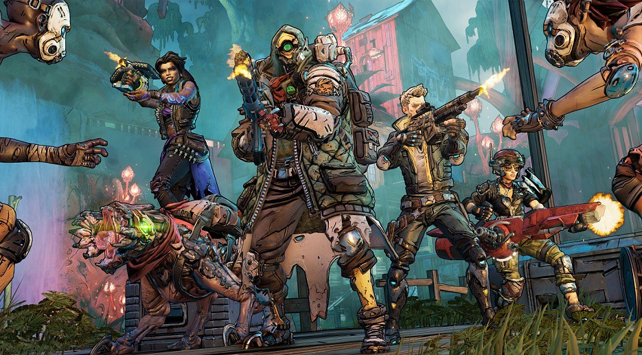 Borderlands 3 – How to Fix Network Error