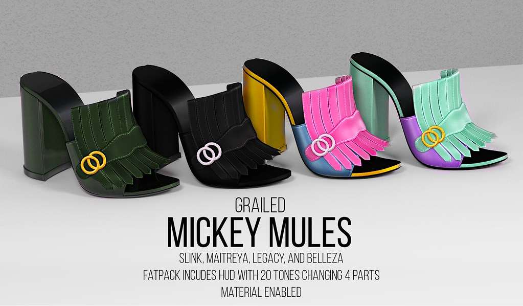 [G] Mickey Mules