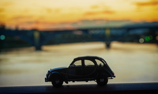 Hit the road, 2CV 6