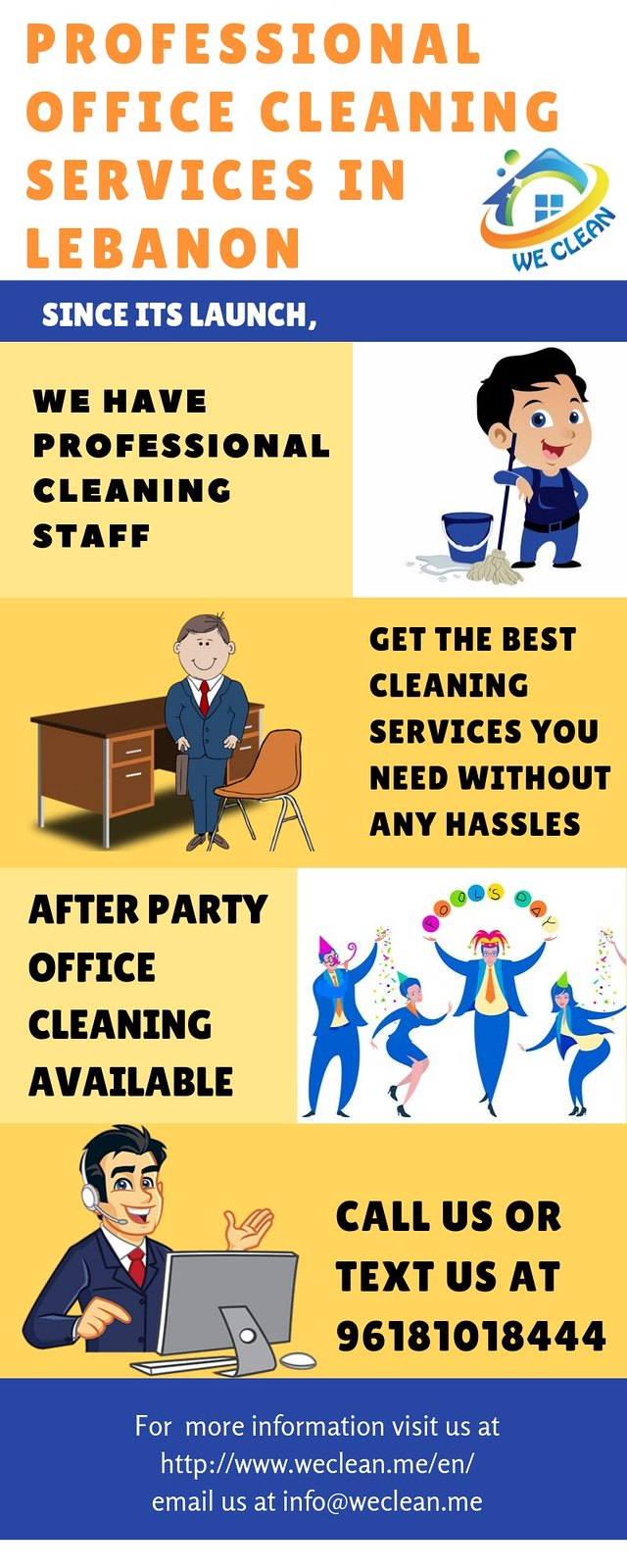 Office Cleaning Services in Lebanon | Professional Cleaners in Lebanon