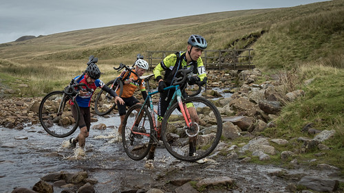 The 57th Annual 3 Peaks Cyclo-Cross Race