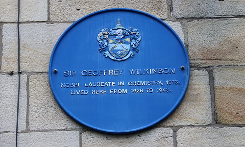 Plaque, Todmorden, Yorkshire