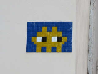 Space Invader LY_46