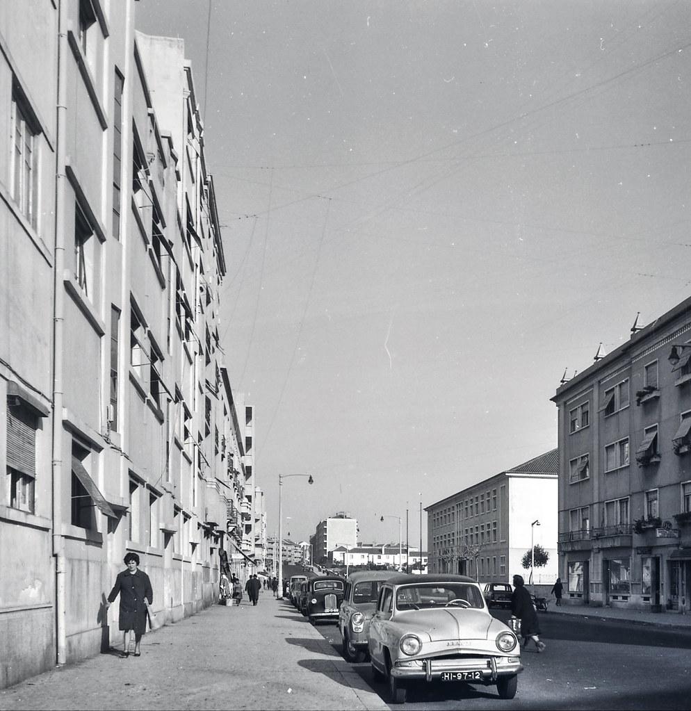 Av. Gen. Roçadas, Lisboa (A.Goulart, s.d.)