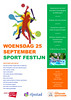 Sport Festijn 25 september