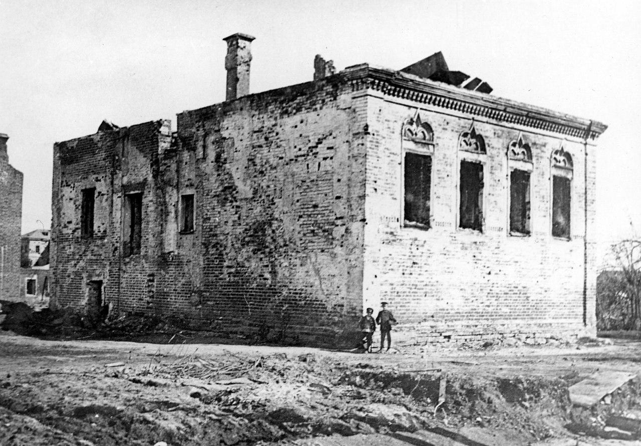 04. Дом купца Иванова рядом с храмом Николы Мокрого