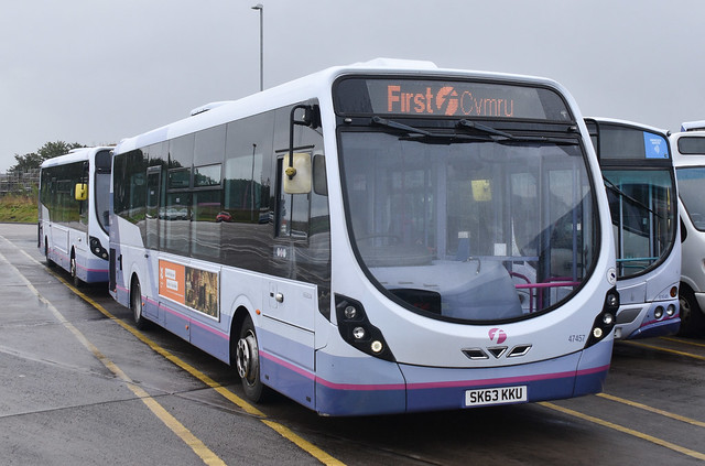 First West of England Wright Streetlite DF 47457