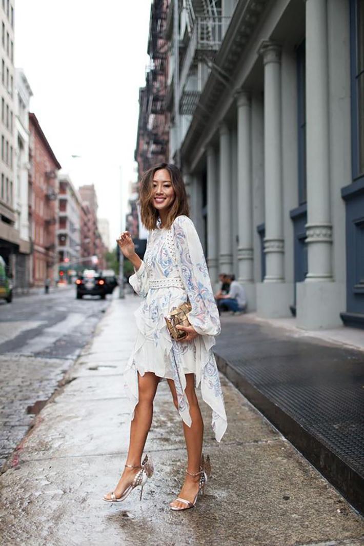 robe de mariée et robe de mariée de style rue