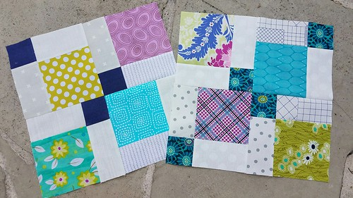 Sept 2019 Bliss Circle blocks