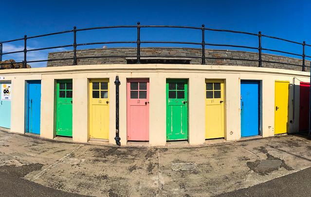 North Berwick Doors