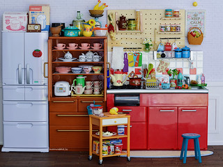 Quiet and Calm Kitchen