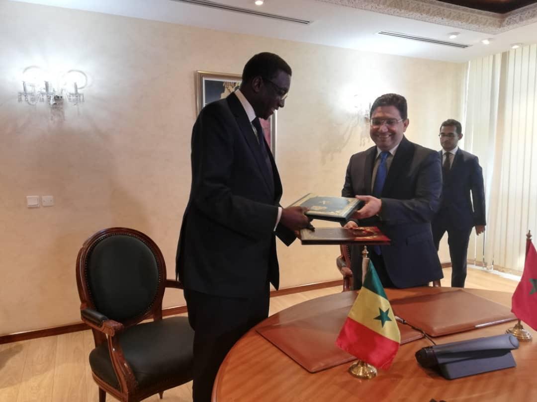 Amadou Ba a rencontré de grandes personnalités du Gouvernement marocain (5)