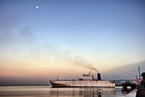 cabo star ship sunrise port spain trinidad