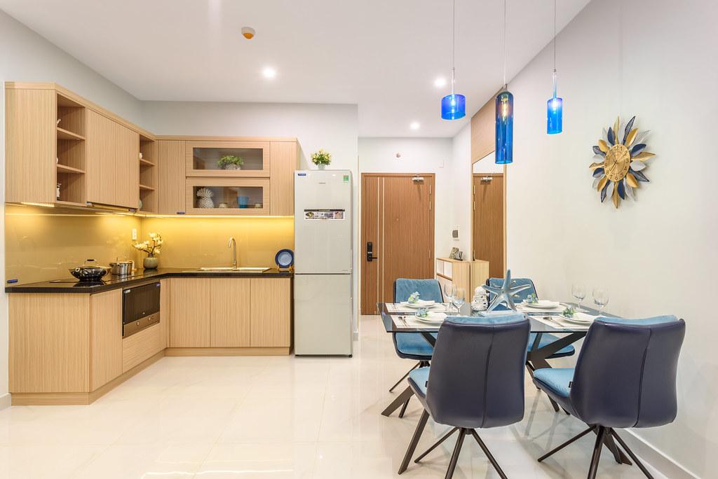 Thiết kế căn hộ mẫu Lovera Vista Khang Điền 5