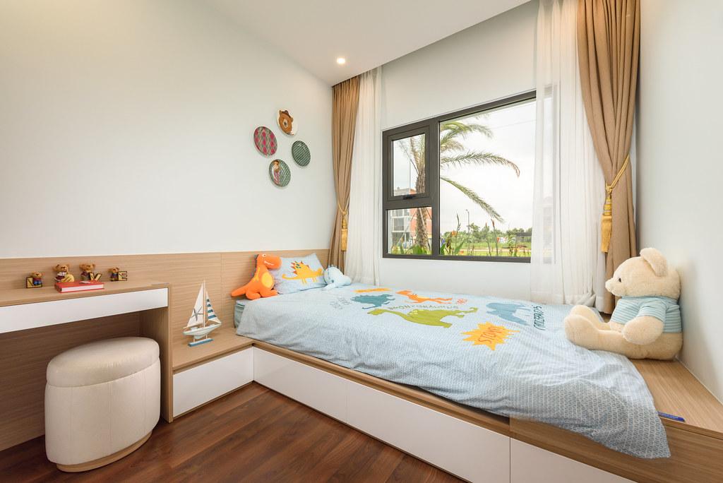 Thiết kế căn hộ mẫu Lovera Vista Khang Điền 12