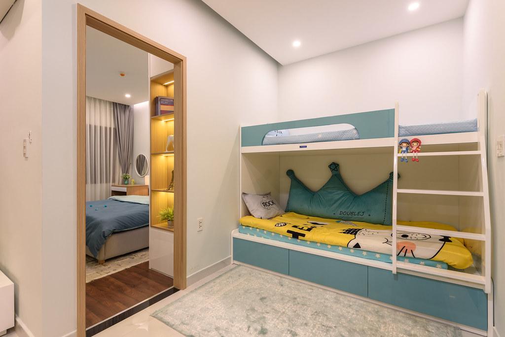 Thiết kế căn hộ mẫu Lovera Vista Khang Điền 18