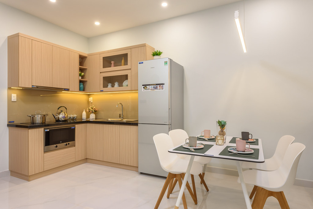 Thiết kế căn hộ mẫu Lovera Vista Khang Điền 20