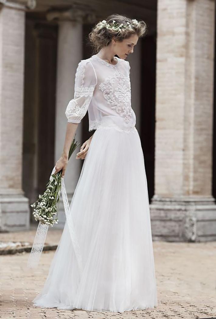 robe de mariée automne et robe de mariée de style rue de la mariée10