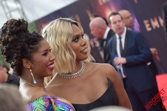 Laverne Cox at the 71st Annual Creative Arts Emmys - DSC_0384