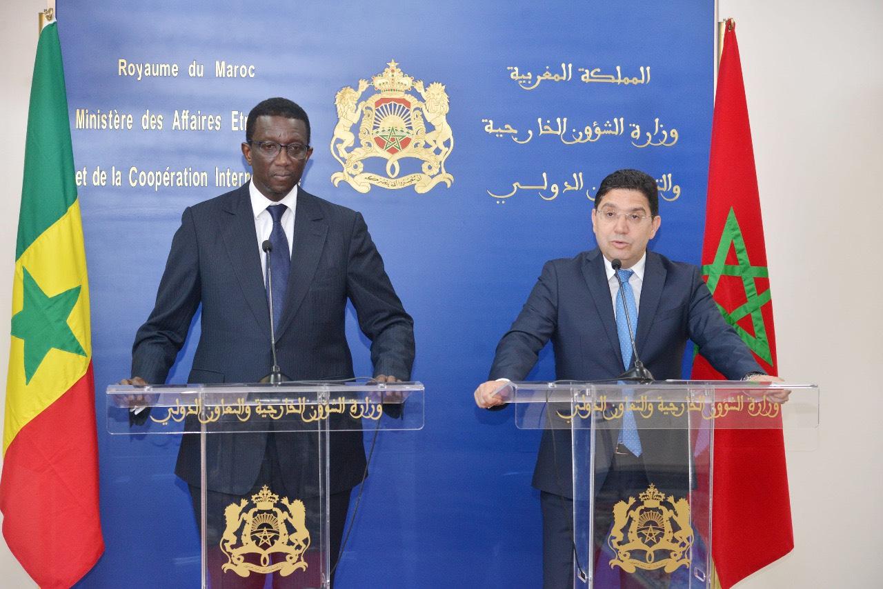 Amadou Ba a rencontré de grandes personnalités du Gouvernement marocain (2)
