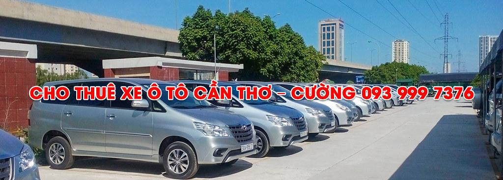 Cho thuê xe ô tô Cần Thơ - CƯỜNG 093 999 7376