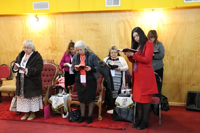 IX Encuentro Internacional de Dorcas Sector 25