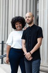 08/2019: Terresa and Jordon Moses