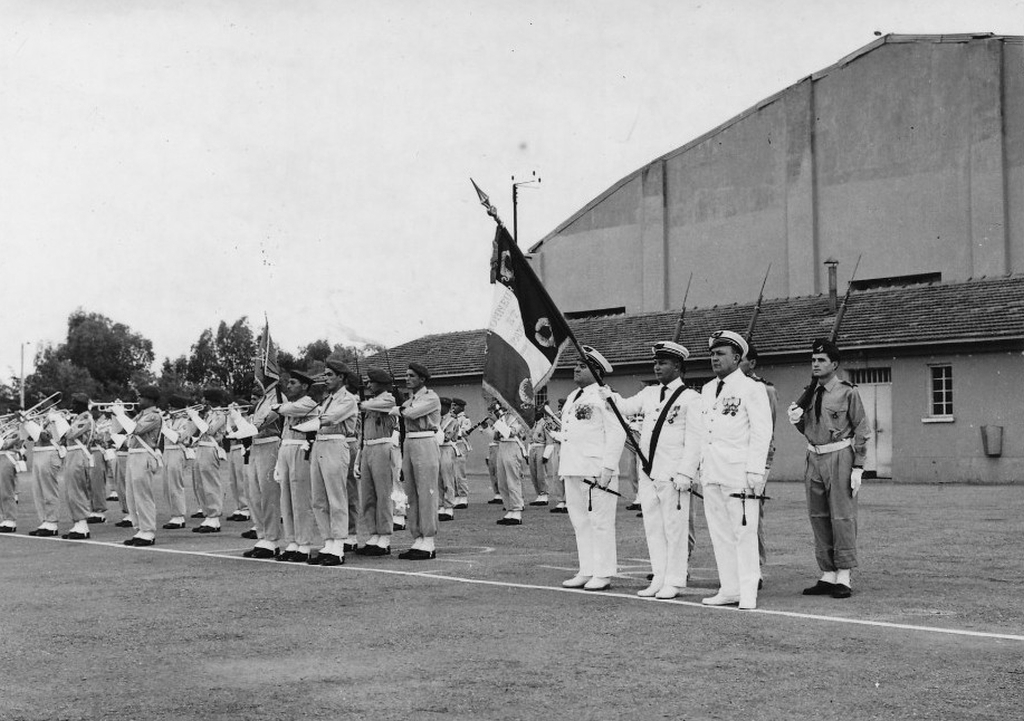 Octobre 1961 - Remise de la BE707 de Marrakech au Maroc 48746750368_d5cdd41425_o