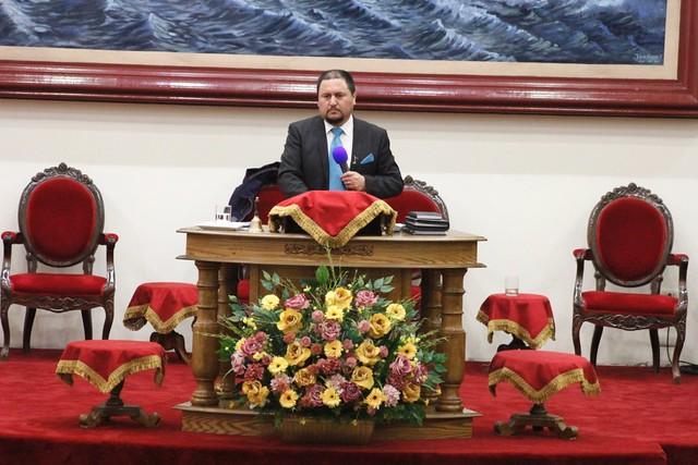 ¡Gloria a Dios! 110 años de Pentecostalismo celebrados en Coelemu