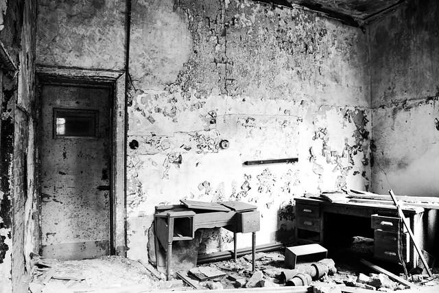 Warden's Office.