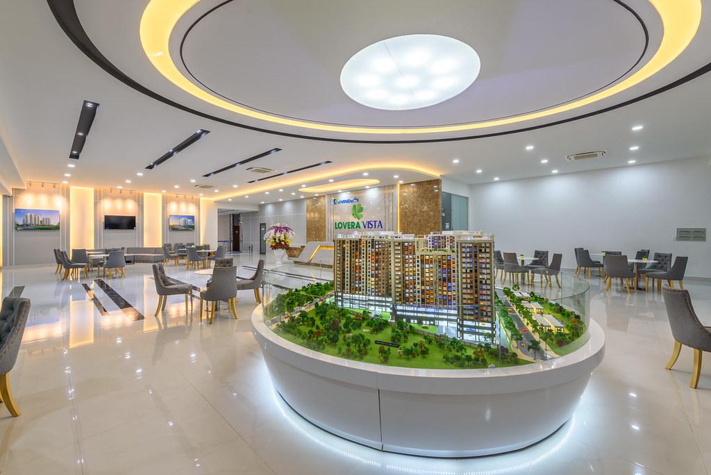Thiết kế căn hộ mẫu Lovera Vista Khang Điền 22