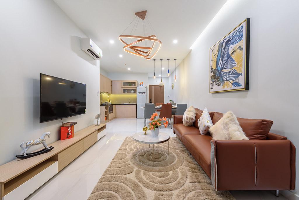 Thiết kế căn hộ mẫu Lovera Vista Khang Điền 10