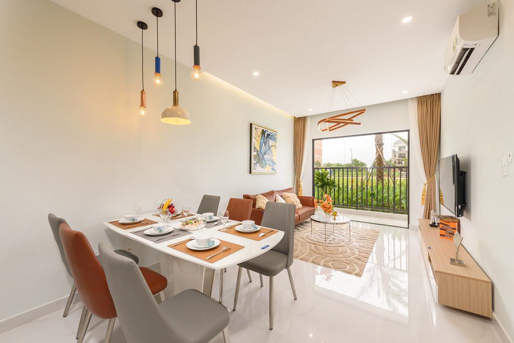 Thiết kế căn hộ mẫu Lovera Vista Khang Điền 8