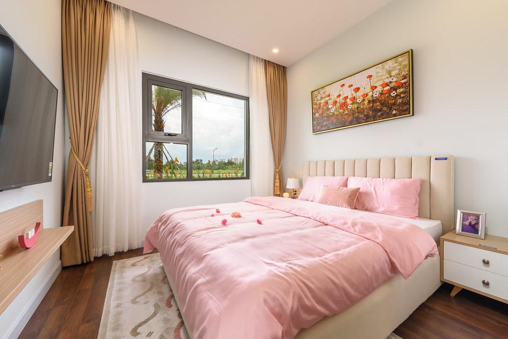 Thiết kế căn hộ mẫu Lovera Vista Khang Điền 13