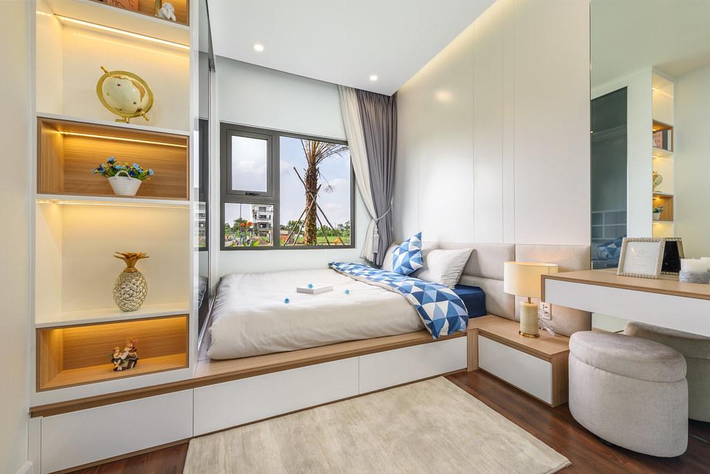 Thiết kế căn hộ mẫu Lovera Vista Khang Điền 4