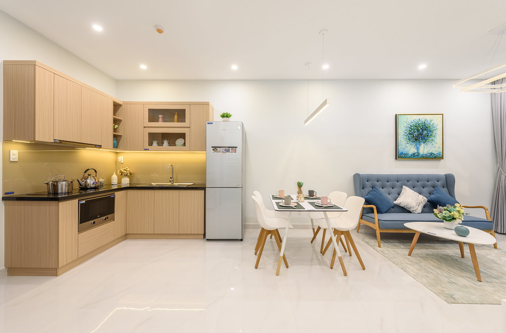 Thiết kế căn hộ mẫu Lovera Vista Khang Điền 17