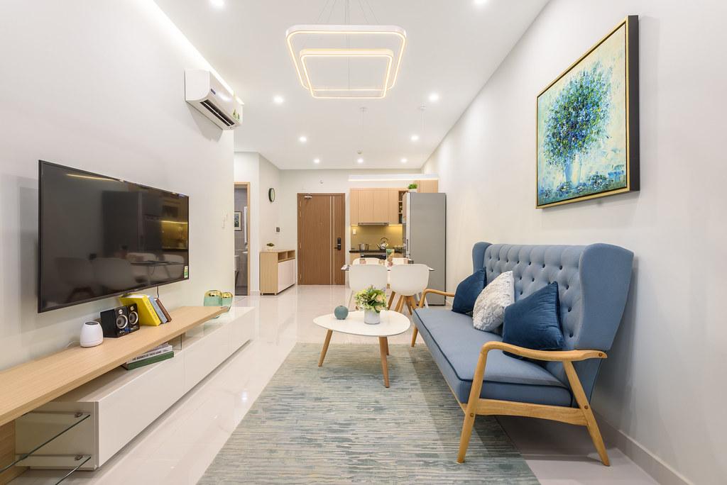 Thiết kế căn hộ mẫu Lovera Vista Khang Điền 15
