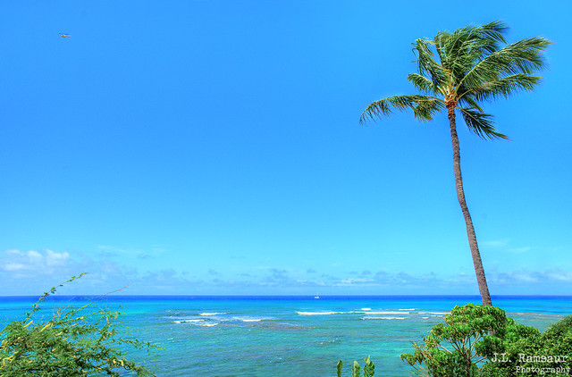 Oahu, Hawaii Coast