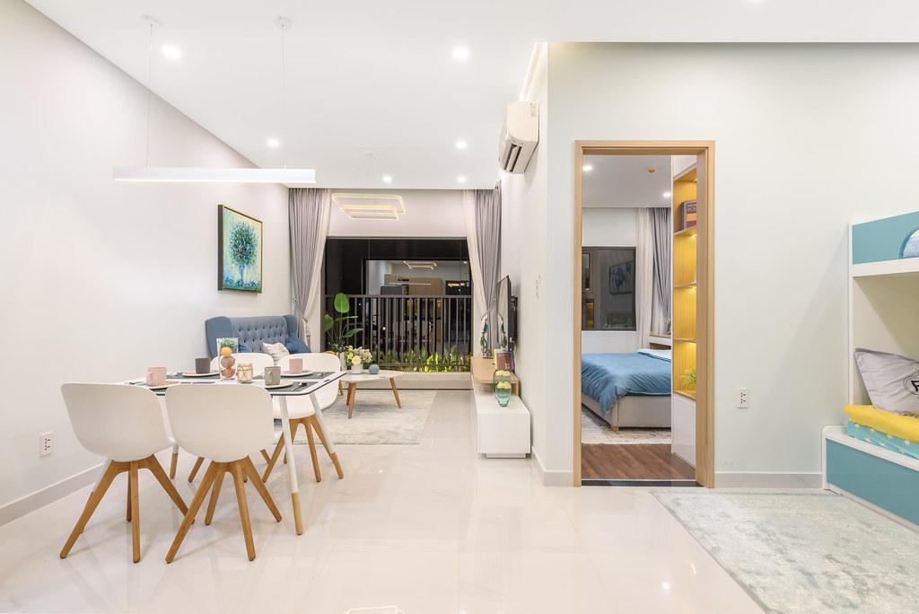 Thiết kế căn hộ mẫu Lovera Vista Khang Điền 16