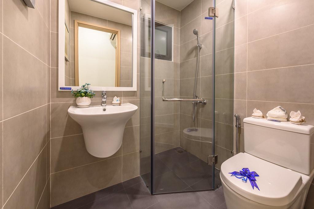 Thiết kế căn hộ mẫu Lovera Vista Khang Điền 6