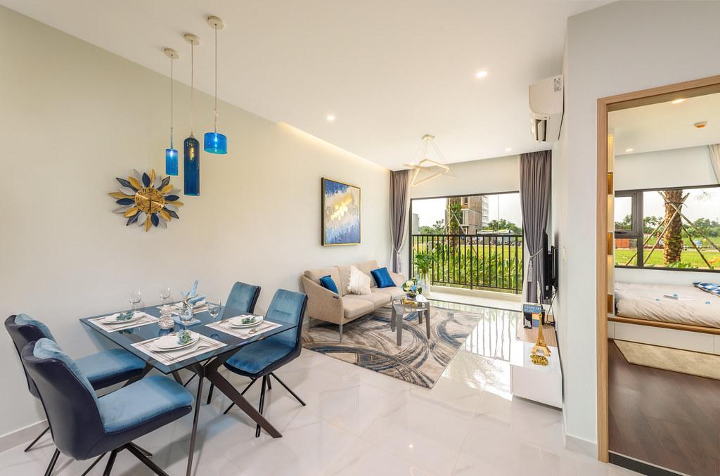 Thiết kế căn hộ mẫu Lovera Vista Khang Điền 2