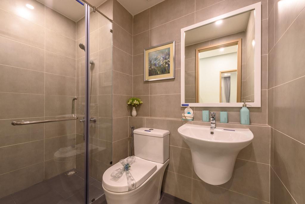 Thiết kế căn hộ mẫu Lovera Vista Khang Điền 21