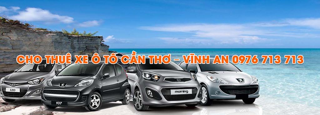 Cho thuê xe ô tô Cần Thơ - VĨNH AN 0976 713 713