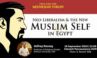 Neo-Liberalism and the New Muslim Self in Egypt